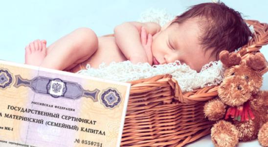 child 5 548x300 - Материнский капитал как первоначальный взнос по ипотеке - список банков и документов