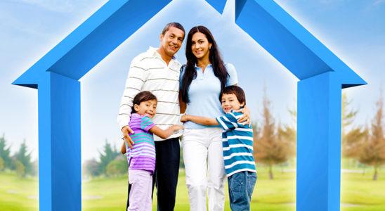 family mortgage 548x300 - Ипотека в Кубань кредит банке