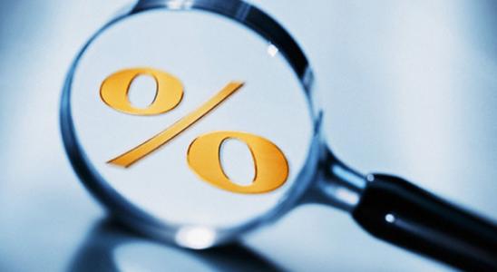 persents 548x300 - Падение российской экономики снизилось в 2 раза